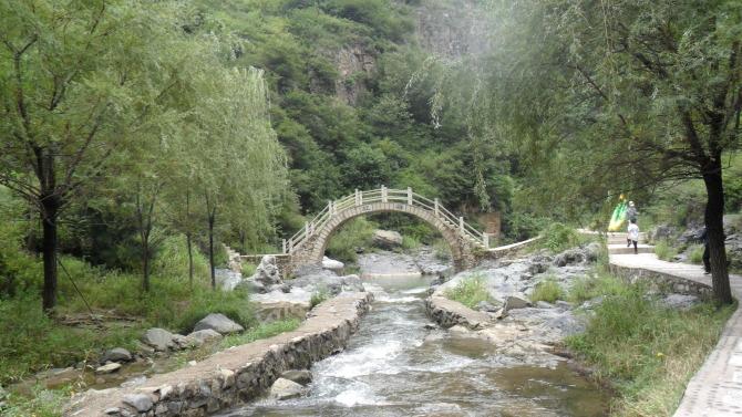 游豫西大峡谷(信天游)